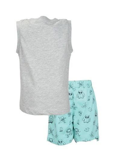 Zeyland Grimelanj Dancing Moster T-Shirt ve şort Takım (9ay-7yaş) Grimelanj Dancing Moster T-Shirt ve şort Takım (9ay-7yaş) Renkli